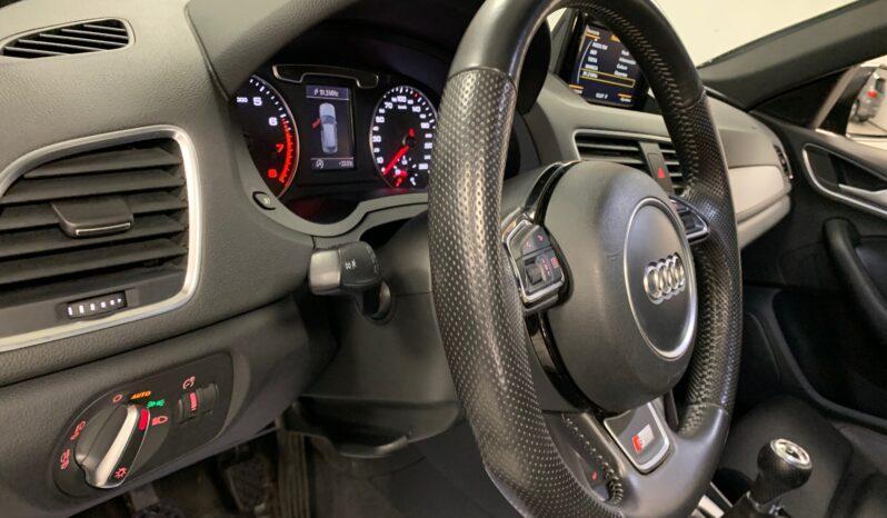 AUDI Q3 1.4 TFSI 150CV QUATTRO S-LINE lleno