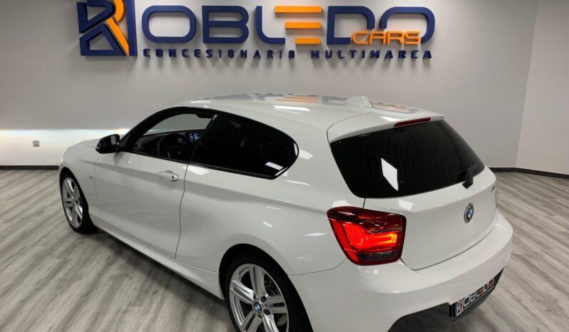 BMW 118D 2.0D 143CV PACK-M lleno