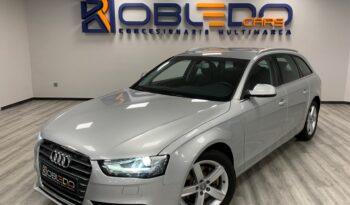Audi A4 AVANT 2.0 TDI 143CV lleno