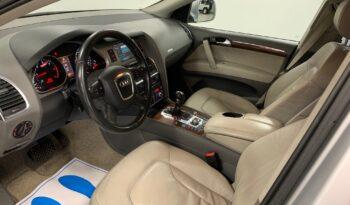 AUDI Q7 3.0 TDI QUATTRO TRIPTONIC 240 CV lleno